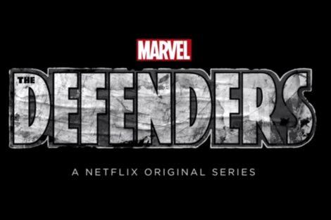 The Defenders Logo Veja O Trailer De «The Defenders»