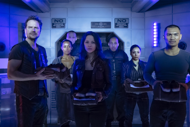 Nup 173540 00171 3ª Temporada De «Dark Matter» Chega Ao Syfy Com Episódio Duplo