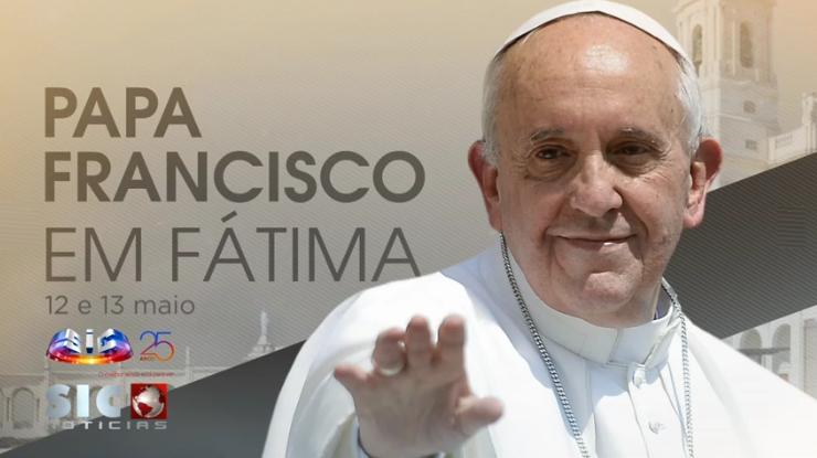 Papa Sic Sic Acompanhará As Celebrações Do Centenário Das Aparições De Fátima Com «Emissão Histórica»