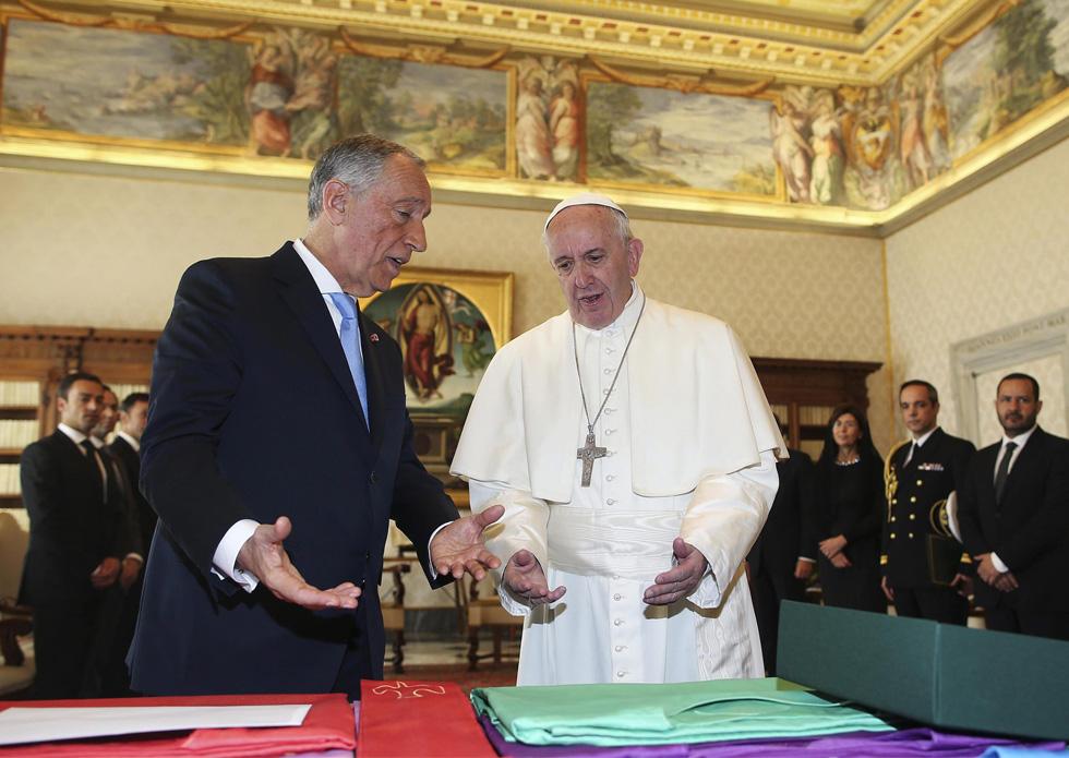 Papa Sic Altera A Sua Programação De Sexta-Feira Para Acompanhar A Visita Papal A Portugal