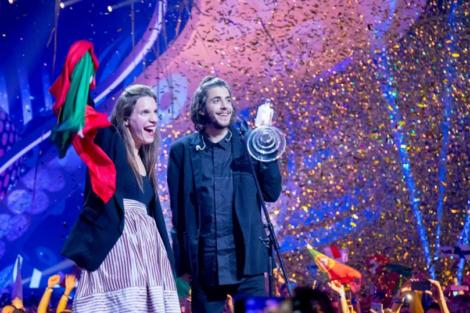 Portugal Eurovisoon Portugal Conquista A Maior Pontuação De Sempre Da História Da «Eurovisão»