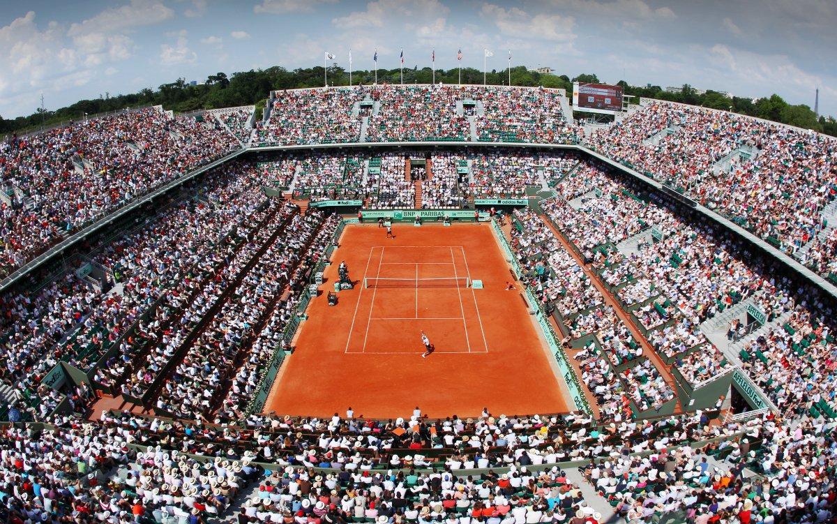 Roland Garros Eurosport Emite Roland Garros Em 4K Pela Primeira Vez