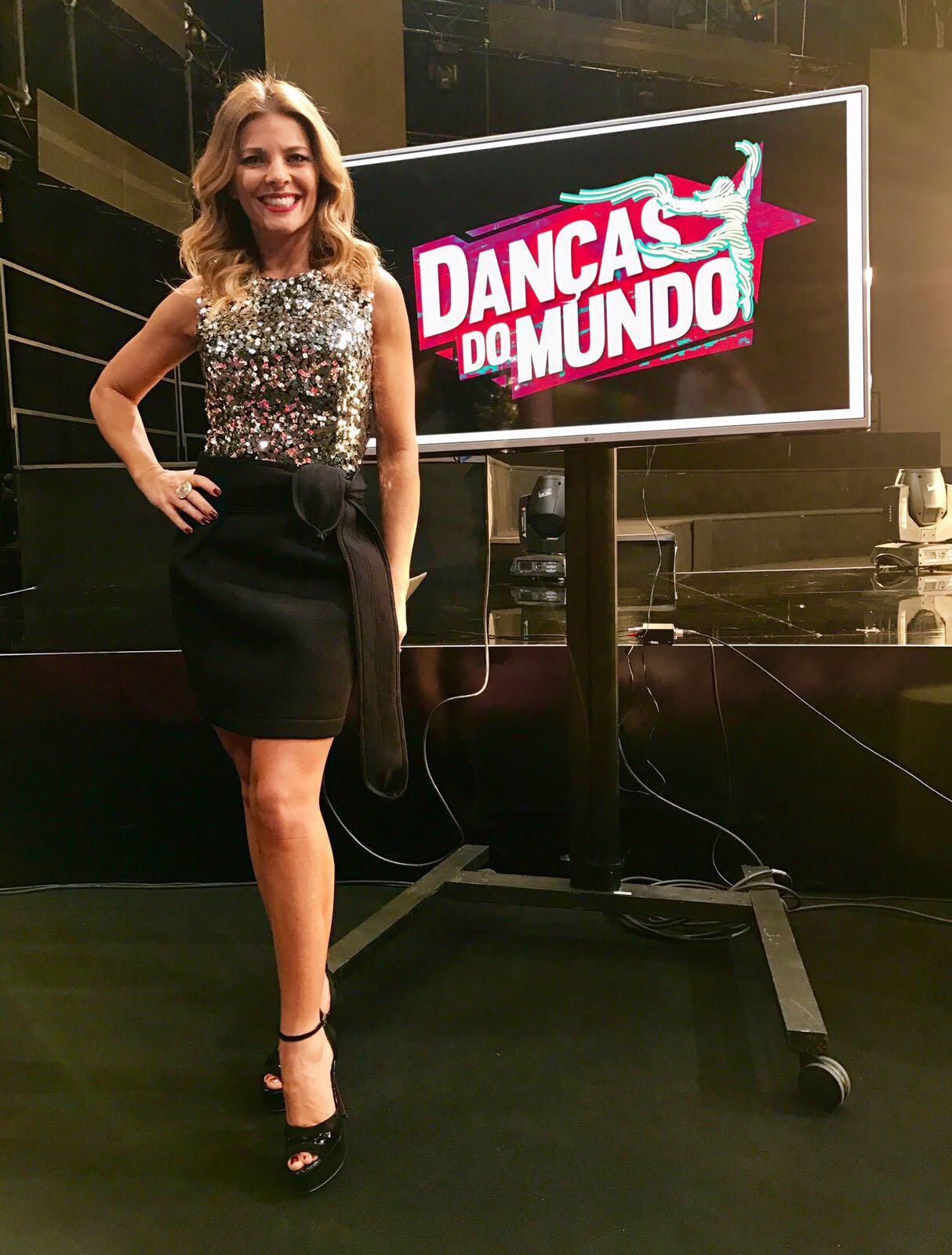 Sónia Araújo Sónia Araújo Vence «Danças Do Mundo»
