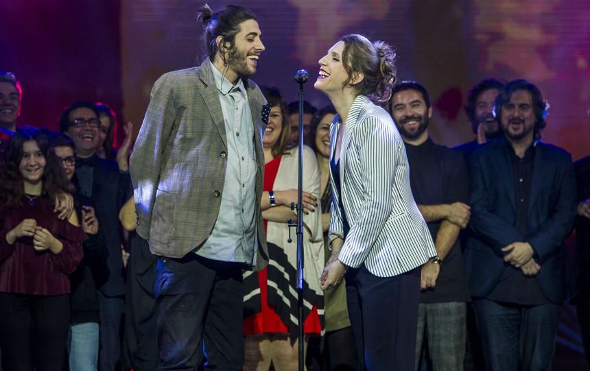 Salvador 1 Vencedores Da «Eurovisão» Elogiam Canção Portuguesa