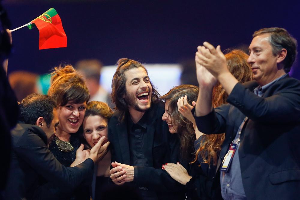 Resultado de imagem para salvador sobral eurovision 2017