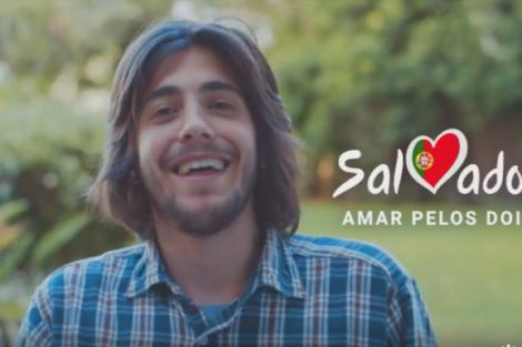 Salvador Sobral Portugal Está Na Final Da «Eurovisão» Sete Anos Depois