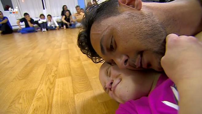 Telmo Telmo E A Pequena Bárbara Vão Dançar No «Let'S Dance»