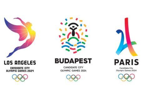 2024 Threelogos Jogos Olímpicos Eurosport E Discovery Apoiam Candidatura Europeia Para Os Jogos Olímpicos De 2024