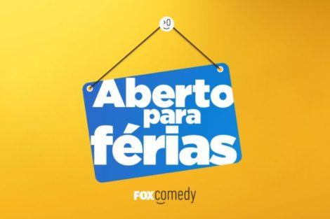 Aberto Para Ferias 768X432 Fox Comedy Disponível Para Todos Durante O Verão