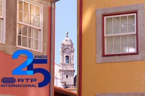 Aqui Portugal «Aqui Portugal» Dedica Emissão Ao 25º Aniversário Da Rtp Internacional