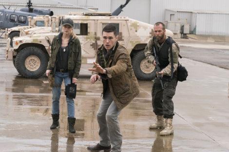 Fear «Fear The Walking Dead»: Antestreia Mundial Da T3 Aconteceu Em Portugal