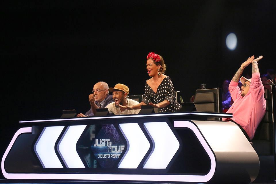 Just Duet Saiba Quem Passou Para A Final Em «Just Duet - O Dueto Perfeito»