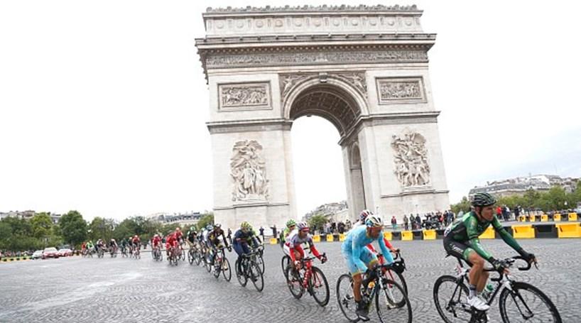 Volta A Franca Ciclismo Em Dose Tripla No Eurosport