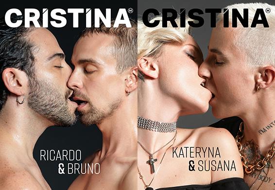 Cristina Revista Capas Da Revista Cristina Causam Polémica