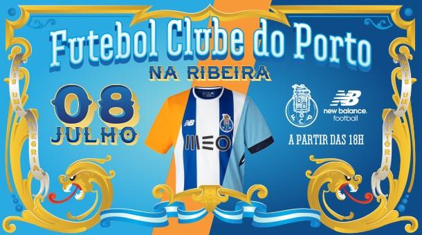 Fc Porto Na Ribeira «Fc Porto Na Ribeira» Em Direto Hoje No Porto Canal