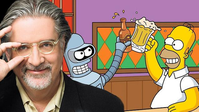 Matt Groening Criador De «The Simpsons» Terá Nova Série Na Netflix
