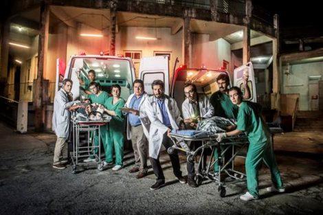 Image006 Série Médica «Sob Pressão» Estreia Esta Noite