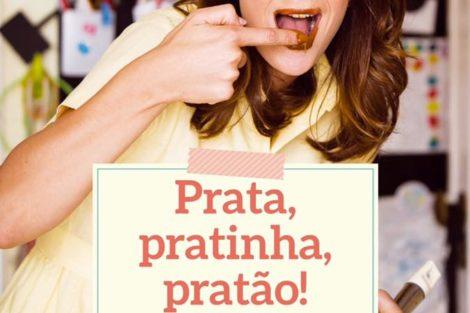 Livro Sara Prata Sara Prata Lança Livro De Culinária