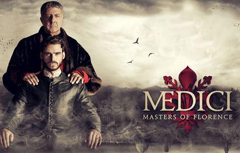 Medici «Medici – Masters Of Florence» Estreia Amanhã Na Rtp1