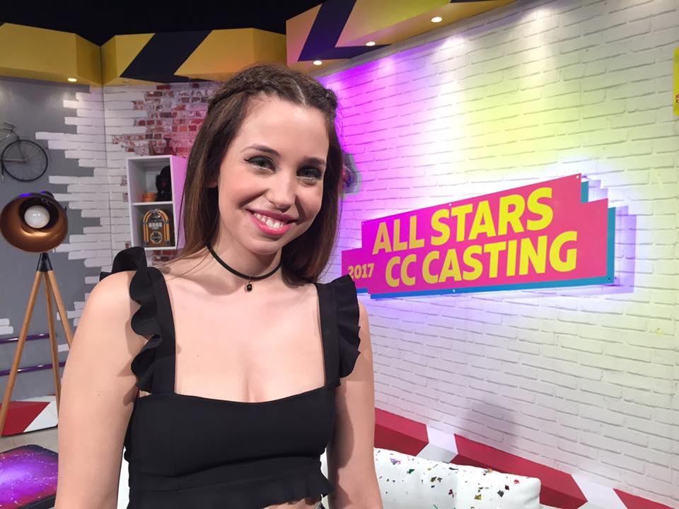 Sara Cecilia Está Encontrada A Nova Apresentadora Do «Cc All Stars»