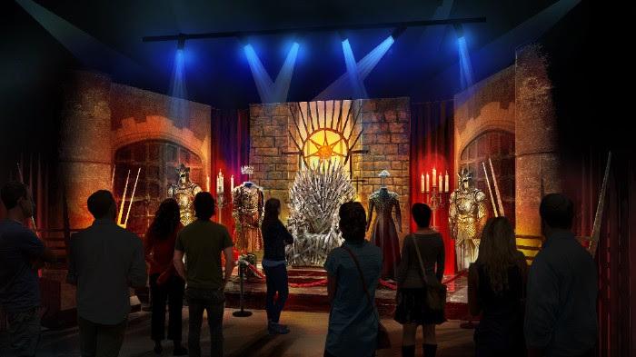 Unnamed1 «Game Of Thrones» Vai Ter Exposição E Digressão Mundial