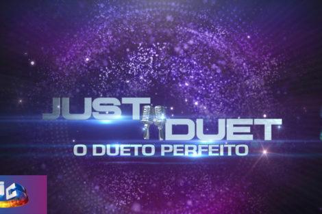 Wm Está Encontrado O «Dueto Perfeito». Saiba Quem Venceu O «Just Duet - O Dueto Perfeito»