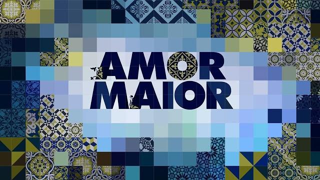 Amor Maior «Amor Maior» Ganha Prémio Para Melhor Telenovela Do Ano