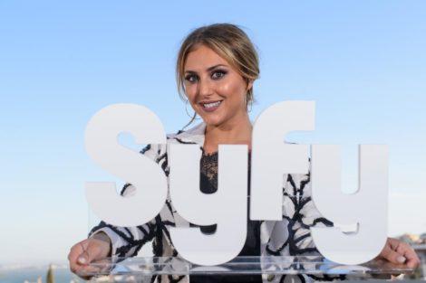 cassie A Entrevista - Cassie Scerbo - «Sharknado 5»