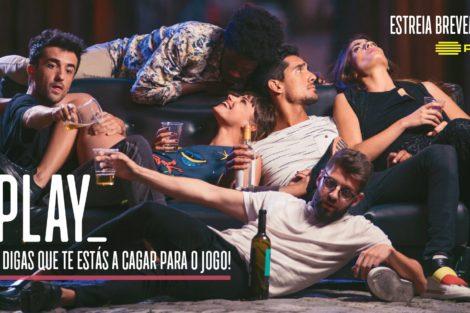 4Play Rtp2 Volta À Ficção Nacional Com «4Play»