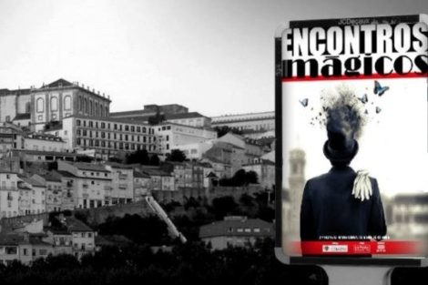 Encontros Magicos Rtp Transmite Festival Internacional De Magia De Coimbra