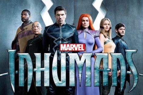 Inhumans Série «Inhumans» Faz História Ao Estrear-Se Em Imax