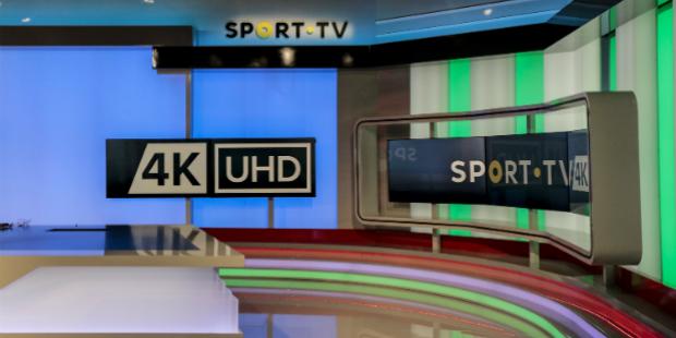 Sport Tv 4Kuhd Sport Tv Lança Canal 4K Ultra Hd