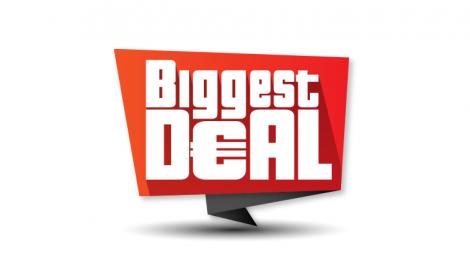 Biggest Deal Tvi 620X270 «Biggest Deal»: Novo Concorrente É... Youtuber