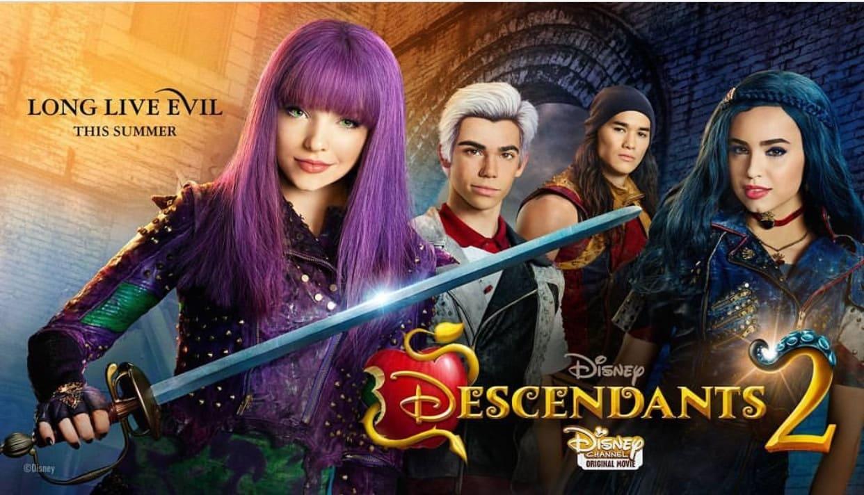 Descendentes 2 «Os Descendentes 2» No Disney Channel Ultrapassa Generalistas