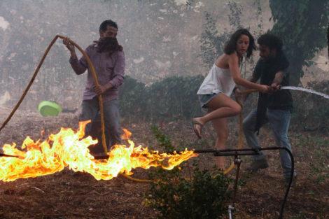 Espelho Dagua Especial Incendio 00104 «Espelho D'água»: Episódio Especial Sobre Incêndios Liderou No Horário