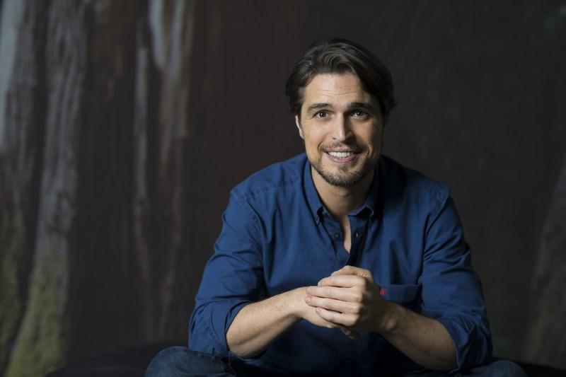 Diogo Morgado Diogo Morgado Prepara-Se Para A Série «Macgyver»