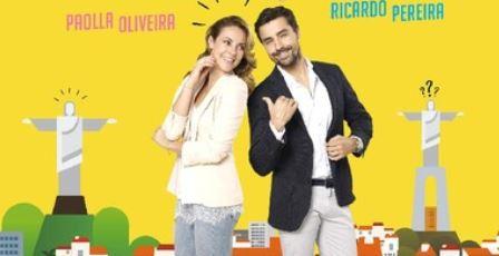 Filme Alguem Como Eu Ricardo Pereira E Paolla Oliveira Protagonizam Filme
