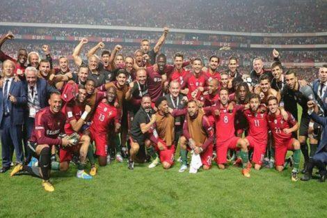 Portugal Futebol Jogo Portugal-Suíça É Campeão De Audiências Em 2017