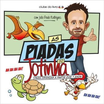 Livro Piadas João Paulo Rodrigues Lança Livro