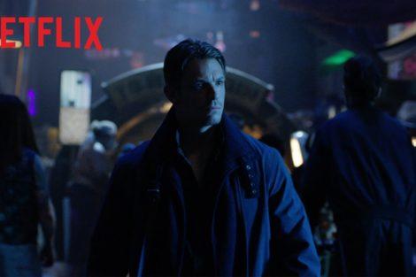 Altered Carbon Netflix Noset Netflix Lança Novo Vídeo De «Altered Carbon»