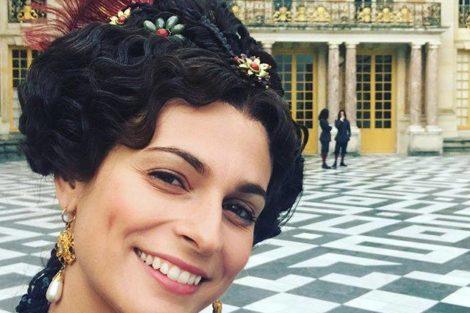 Benedita Pereira Benedita Pereira Participa Em Mais Uma Série Internacional