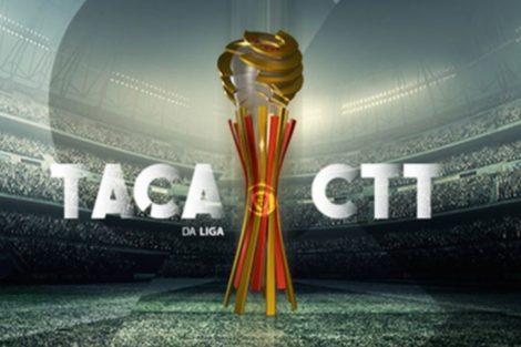 Taca Ctt Rtp Assegura Liderança Com Clássico Sporting Cp - Fc Porto