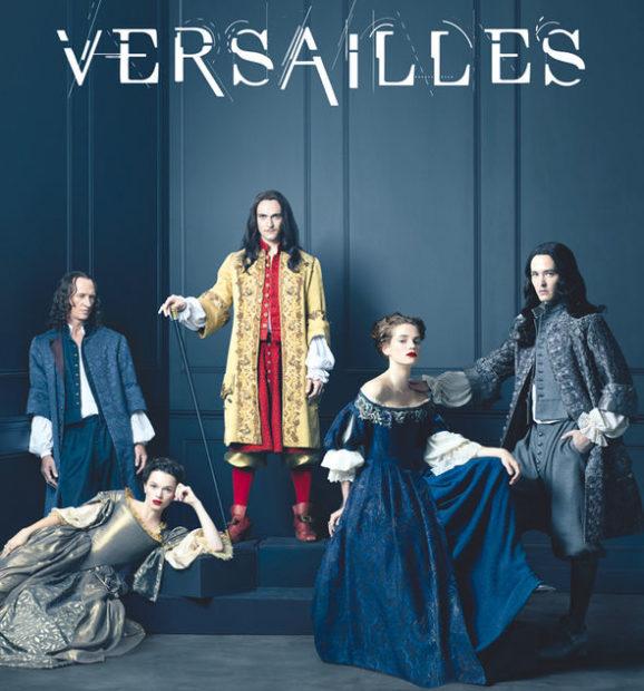 Versailles Benedita Pereira Participa Em Mais Uma Série Internacional