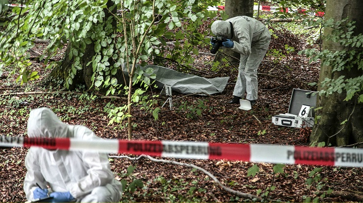 Em Nome Dos Mortos «Em Nome Dos Mortos» Estreia No Crime + Investigation™