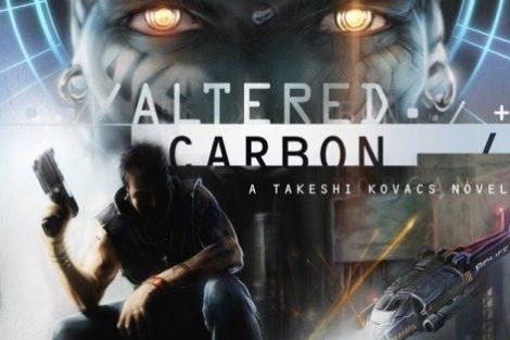 Altered Carbon Vem Aí A Série «Altered Carbon»