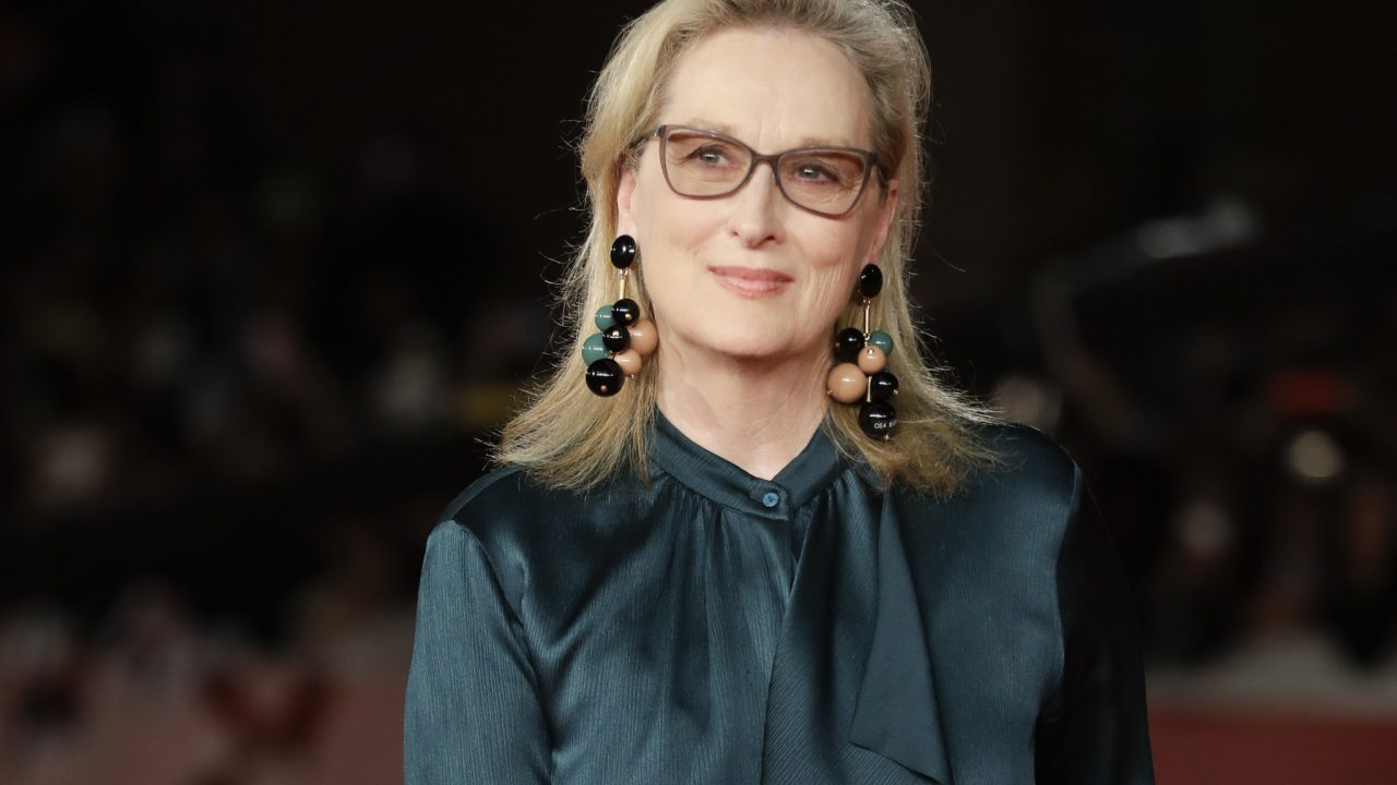 Meryl Streep Meryl Streep Junta-Se Ao Elenco De «Big Little Lies»