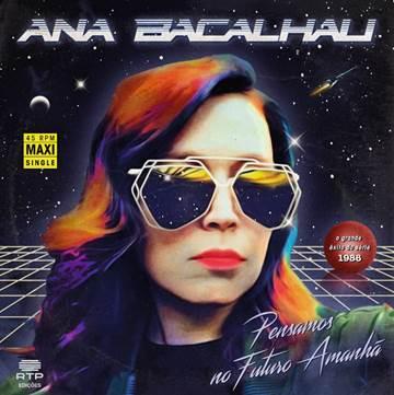 1986 Ana Bacalhau Entre Os Concertos De «Nome Próprio», Ana Bacalhau Explora Novos Territórios Musicais