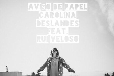 Carolina Deslandes Aviao De Papel «Avião De Papel» É O Novo Single De Carolina Deslandes