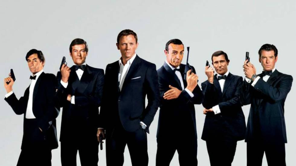 James Bond Atores Maratona De «James Bond» Na Fox Movies