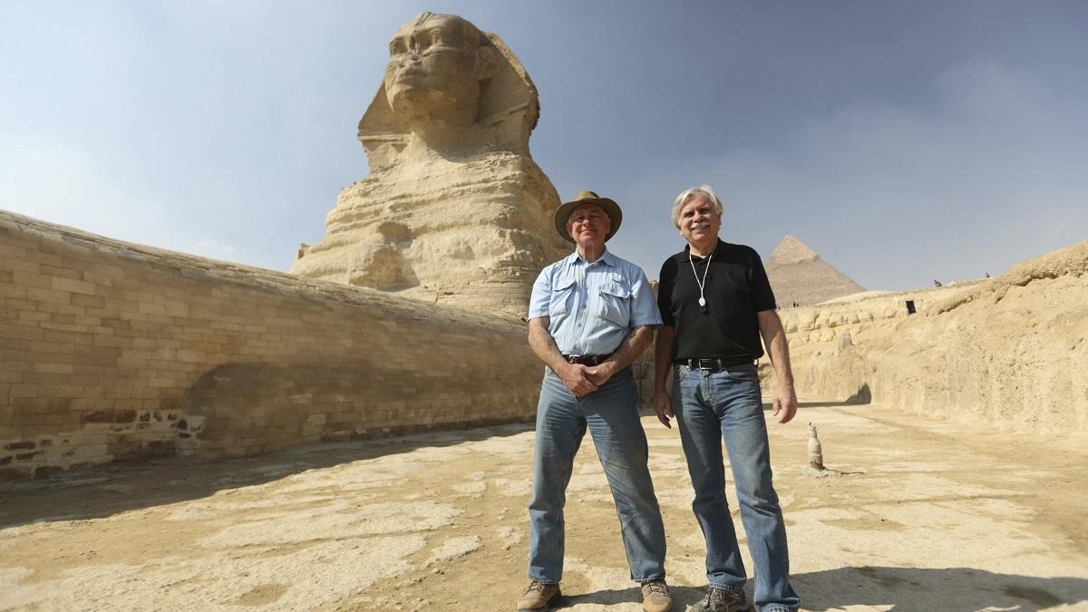 1 Nova Temporada De «Desmontar A História» Chega Esta Noite Ao Discovery Channel